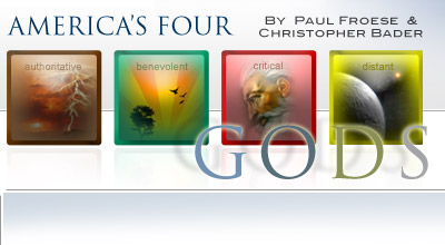 Who Is Your God by Paul Froese & Christopher Bader